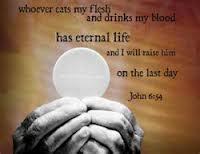 Bread of Life John 6 v54